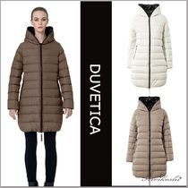 ◆DUVETICA 17-18AW◆ロングマットダウンジャケット  ace◆