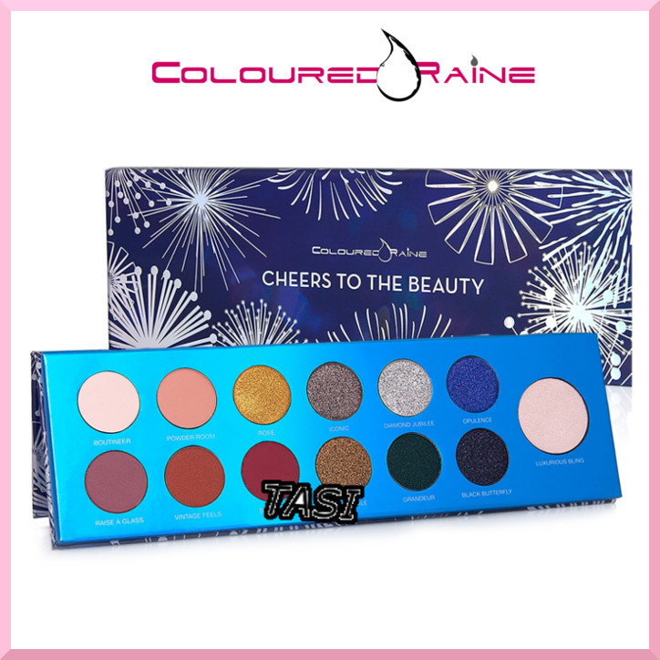 Coloured Raine★CHEERS TO THE BEAUTY 2-in-1パレット★送料込