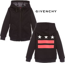 SALE▼GIVENCHYKids▼裏起毛ジップアップフーディ 12A【即発】