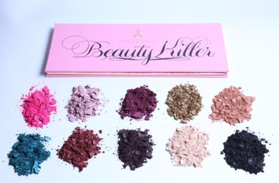 BEAUTY KILLER EYESHADOW PALETTE 【アイシャドーパレット】