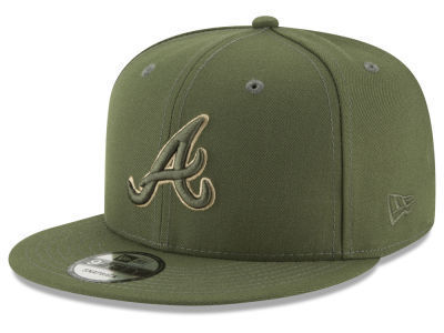 Atlanta Braves MLB Fall Shades 9Fifty Snapback Cap