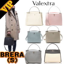 ◆◆VIP◆◆  Valextra   BRERA TOP HANDLE SMALL BAG