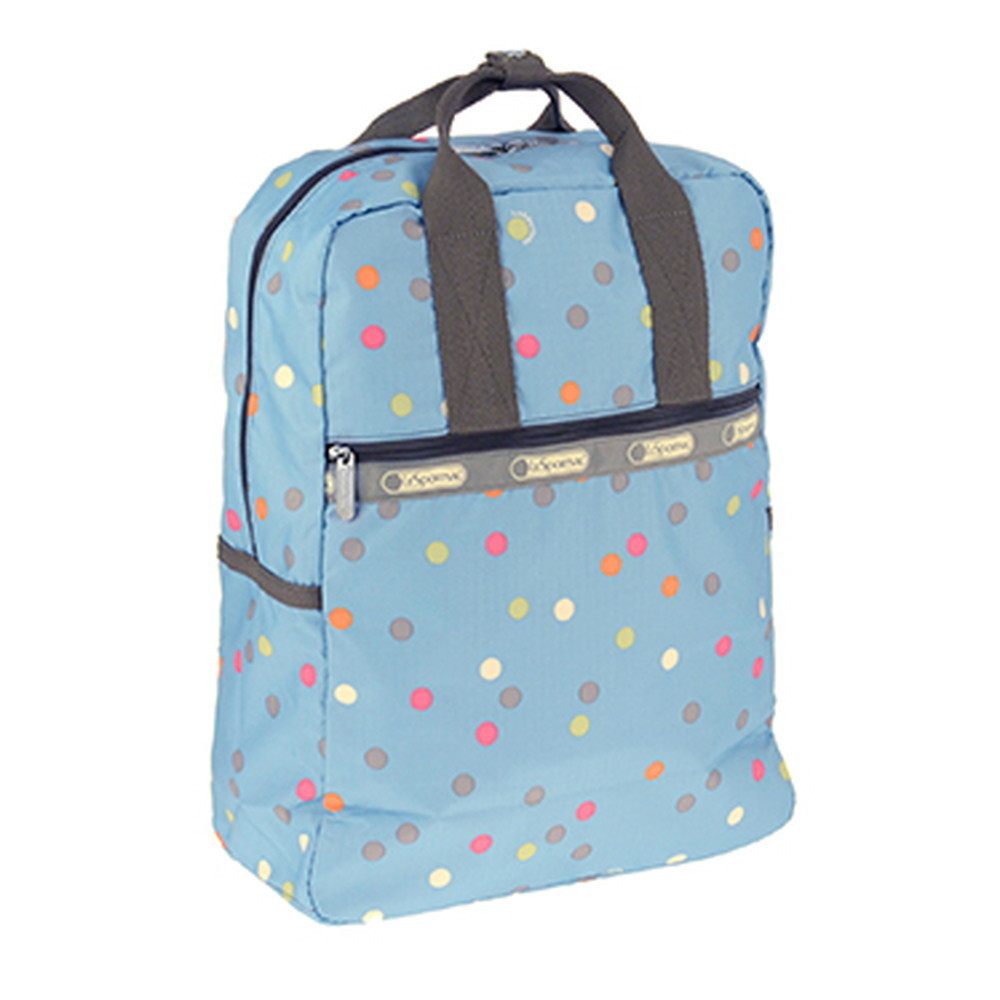 LeSportsac◆Urban Backpack◆リュック◆LITHO DOT BLUE