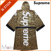 【日本国内発送】 SUPREME EVERLAST SATIN HOODED BOXING ROBE M
