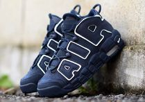 "送料込!Nike Air More Uptempo ""Obsidian"" Navy モアテン"