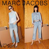 ★日本未入荷★ 最新作!MARC JACOBS/Fringe Bead Denim Pants