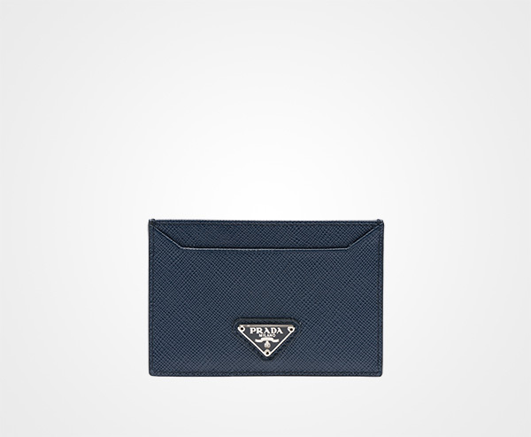 国内発関税込 2018AW PRADA Leather Cardholder