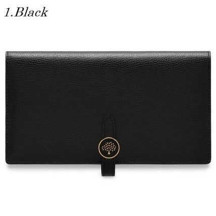 Mulberry 長財布 Mulberry☆Tree Long Wallet ロングウォレット  シンプル (2)