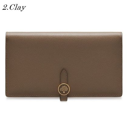Mulberry 長財布 Mulberry☆Tree Long Wallet ロングウォレット  シンプル (4)