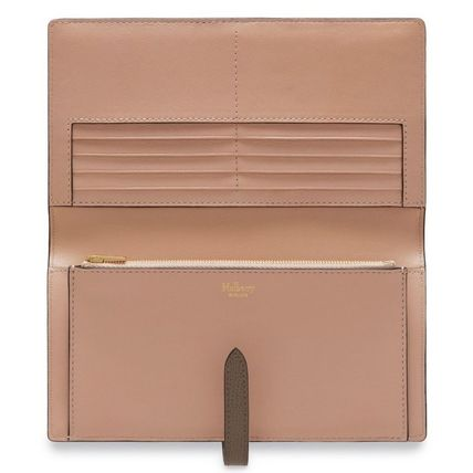 Mulberry 長財布 Mulberry☆Tree Long Wallet ロングウォレット  シンプル (5)