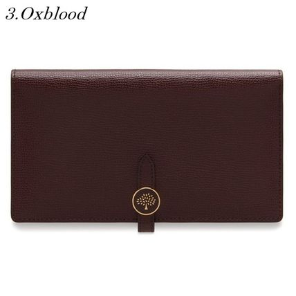 Mulberry 長財布 Mulberry☆Tree Long Wallet ロングウォレット  シンプル (6)
