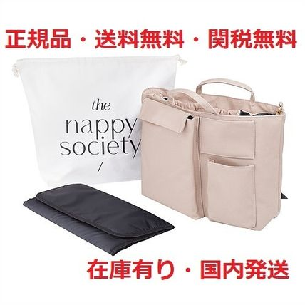 The Nappy Society マザーズバッグ 【正規品・送料無料】ナッピーソサエティーバッグinバッグ