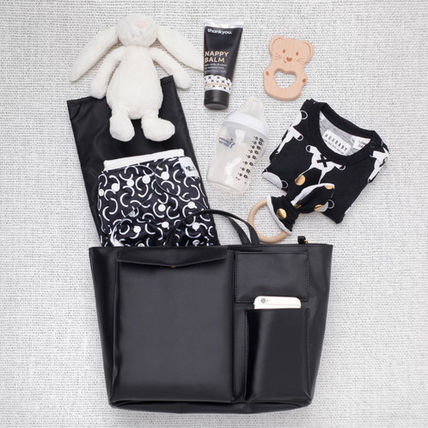 The Nappy Society マザーズバッグ 【正規品・送料無料】ナッピーソサエティーバッグinバッグ(2)
