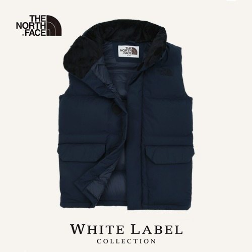 [SALE][THE NORTH FACE WHITE LABEL] SIERRA ダウンベスト