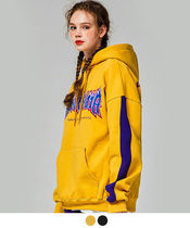 ACOVER(オコボ) パーカー・フーディ ACOVER(オコボ) OUT OF CONTROL BURN HOODIE yellow