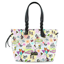 Disney Sketch Nylon Shopper by Dooney & Bourke