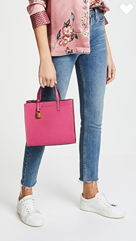 【Marc Jacobs】マークジェイコブス*2WAY*トートバッグ*送関込み