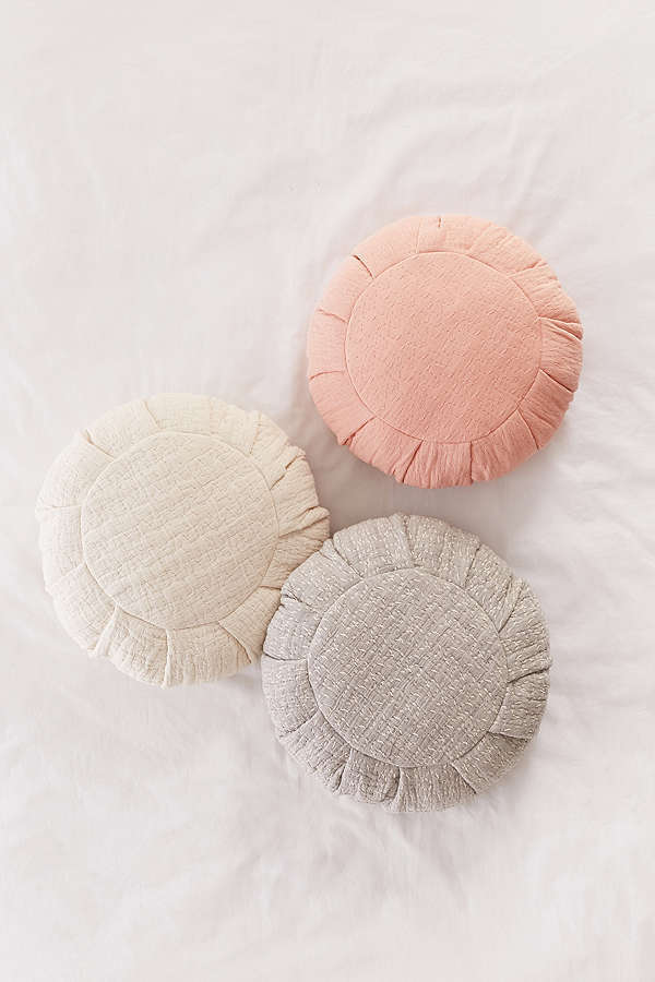 Urban Outfitters☆Stitched Jacquard Throw Pillow☆ 税送込
