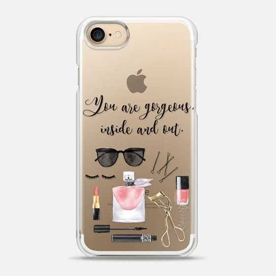【Casetify】 ★ iPhone ケース ★ メイク
