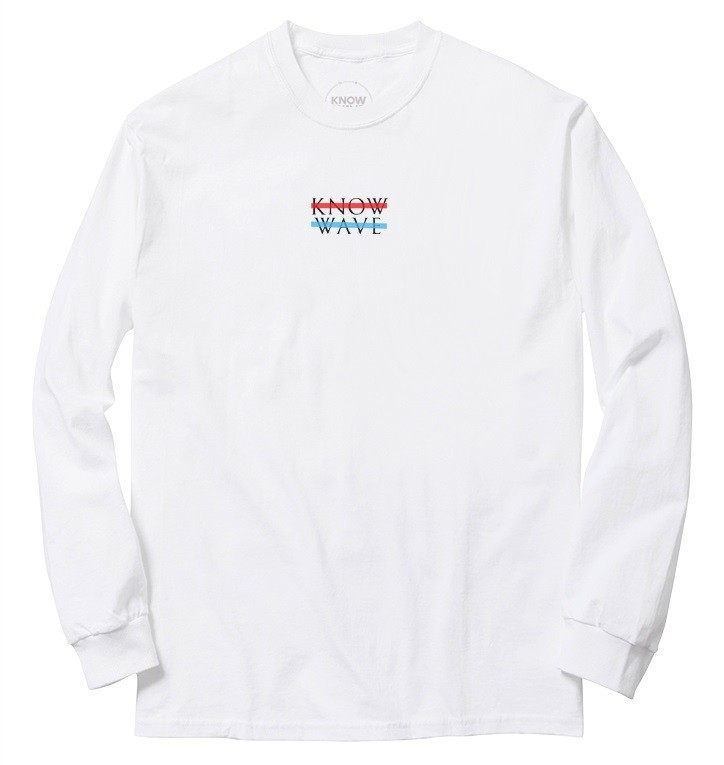 Know Wave Wavelength Long Sleeve T-Shirt