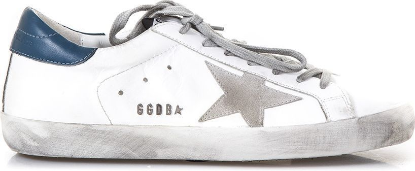 GOLDEN GOOSE□AW17/18洗練 SUPERSTAR レザー スニーカー