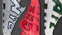 NIKE AIR MORE UPTEMPO CITY PACK 3都市 Chicago NYC Atlanta