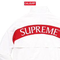 AW17 Supreme(シュプリーム)ARC TRACK JACKET/white /XL