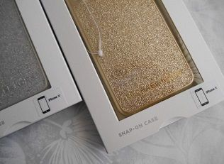 Michael Kors スマホケース・テックアクセサリー セール!Michael Kors★SNAP-ON CASE for iPhoneX(3)
