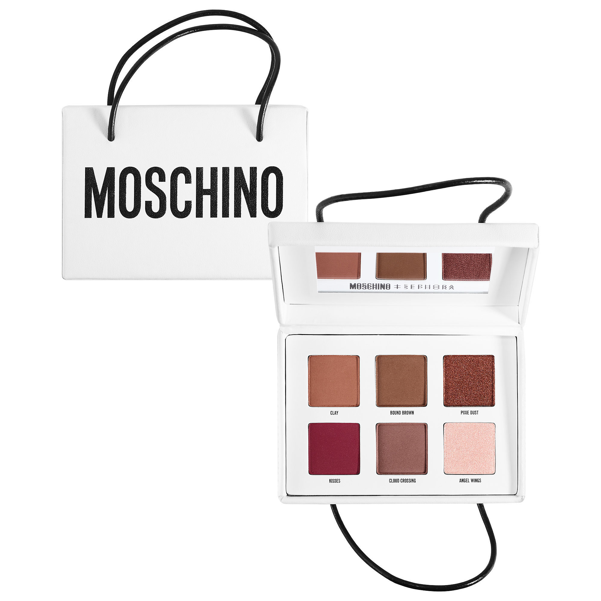【限定】MOSCHINO + SEPHORA Shopping Bag Eyeshadow Palette