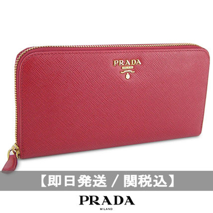 8843829bbd87 BUYMA|【2018春夏】プラダ PRADA 長財布 SAFFIANO METAL 1ML506-QWA-F068Z