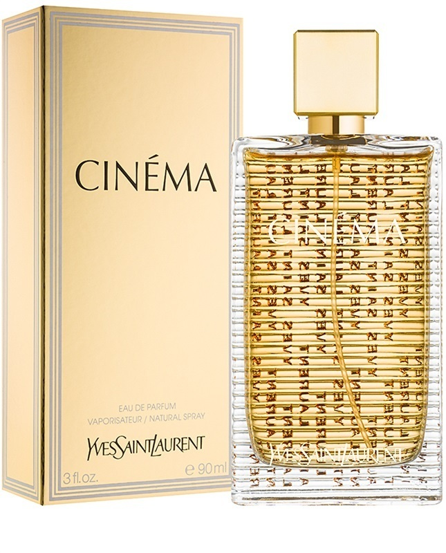 【準速達・追跡】YVES SAINT LAURENT Cinema EDP Women 90ml