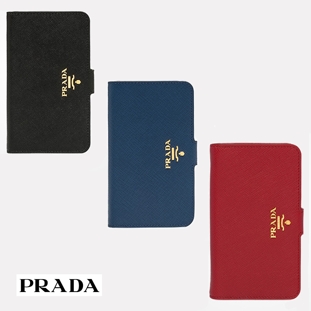 国内発関税込 2018AW PRADA  Iphone 7 Cover