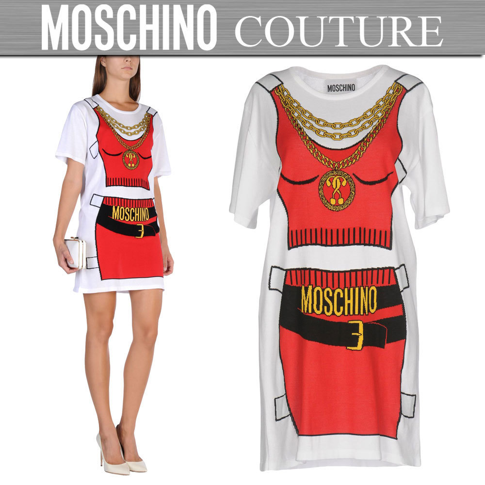 ★SALE★MOSCHINO COUTURE☆ミニワンピース
