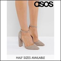【ASOS(エイソス)】 PENALTY Pointed High Heels