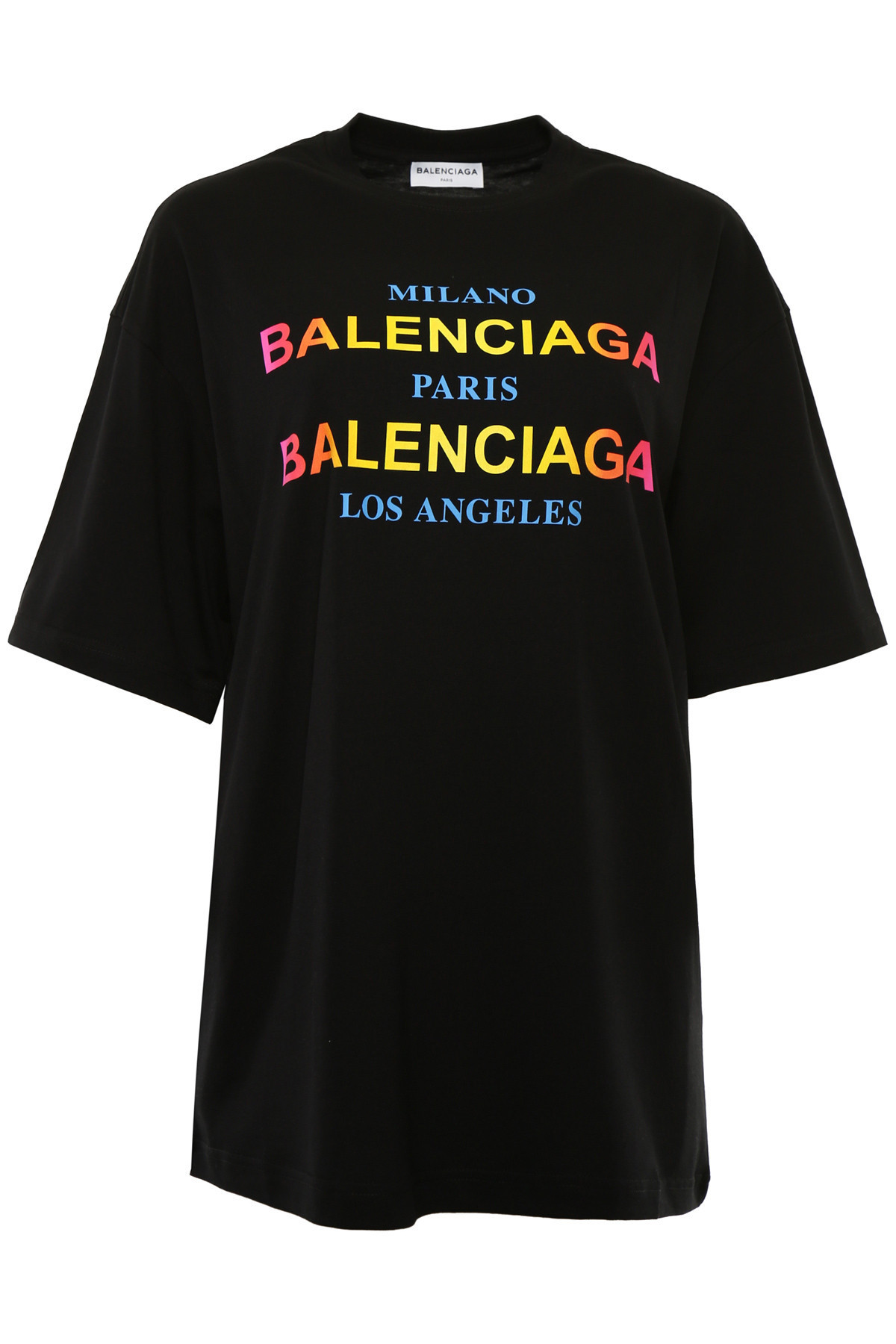 BALENCIAGA Milano Paris Los Angeles T-Shirt
