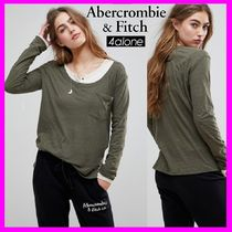 ♡Abercrombie & Fitch♡ポケット付Tシャツ