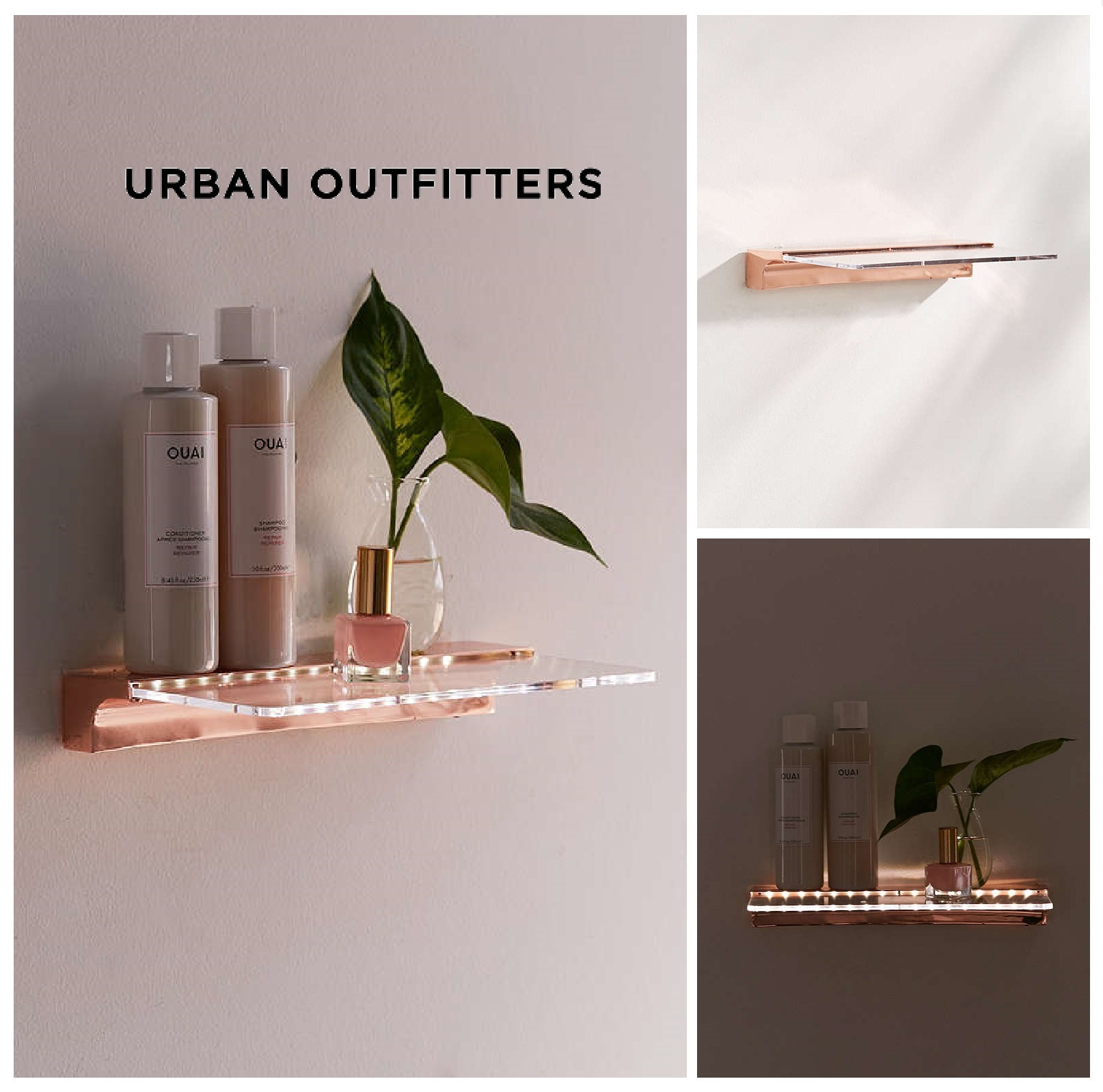 Urban Outfitters☆Mira LED Shelf☆ 税送込