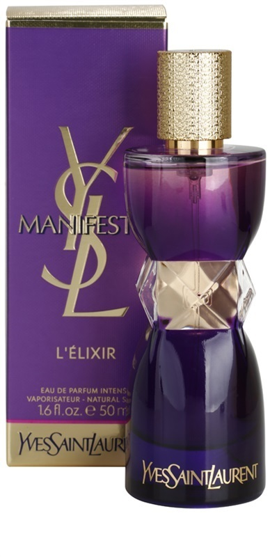 【準速達・追跡】Manifesto L'Elixir EDP for Women 50ml