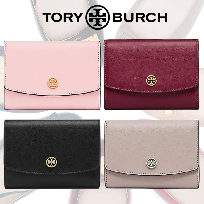 SALE★Tory Burch  PARKER MEDIUM FLAP WALLET 折りたたみ財布