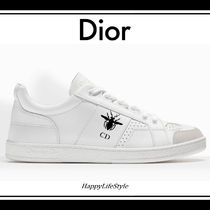 爽やかStyle◇Leather & Suede スニーカー◇Christian Dior