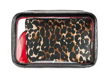 Victoria's Secret★ポーチ★Exotic Leopard Backstage Nested