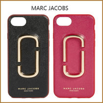 MarcJacobsマークジェイコブス★ダブルJレザーiPhone7/8 Case