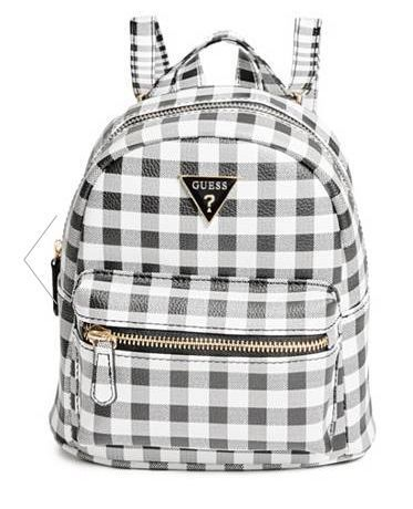 追尾/関税/送料込 GUESS FELICITY MINI BACKPACK