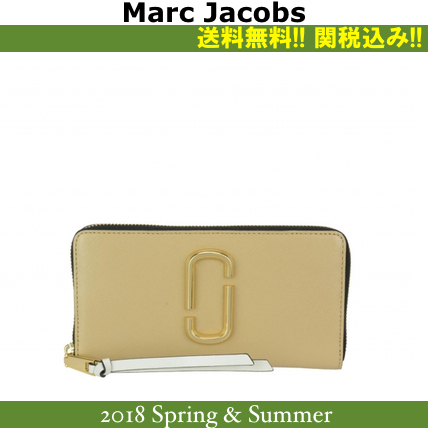 18SS関税込★MARC JACOBS(マークジェイコブス)CONTINENTAL長財布