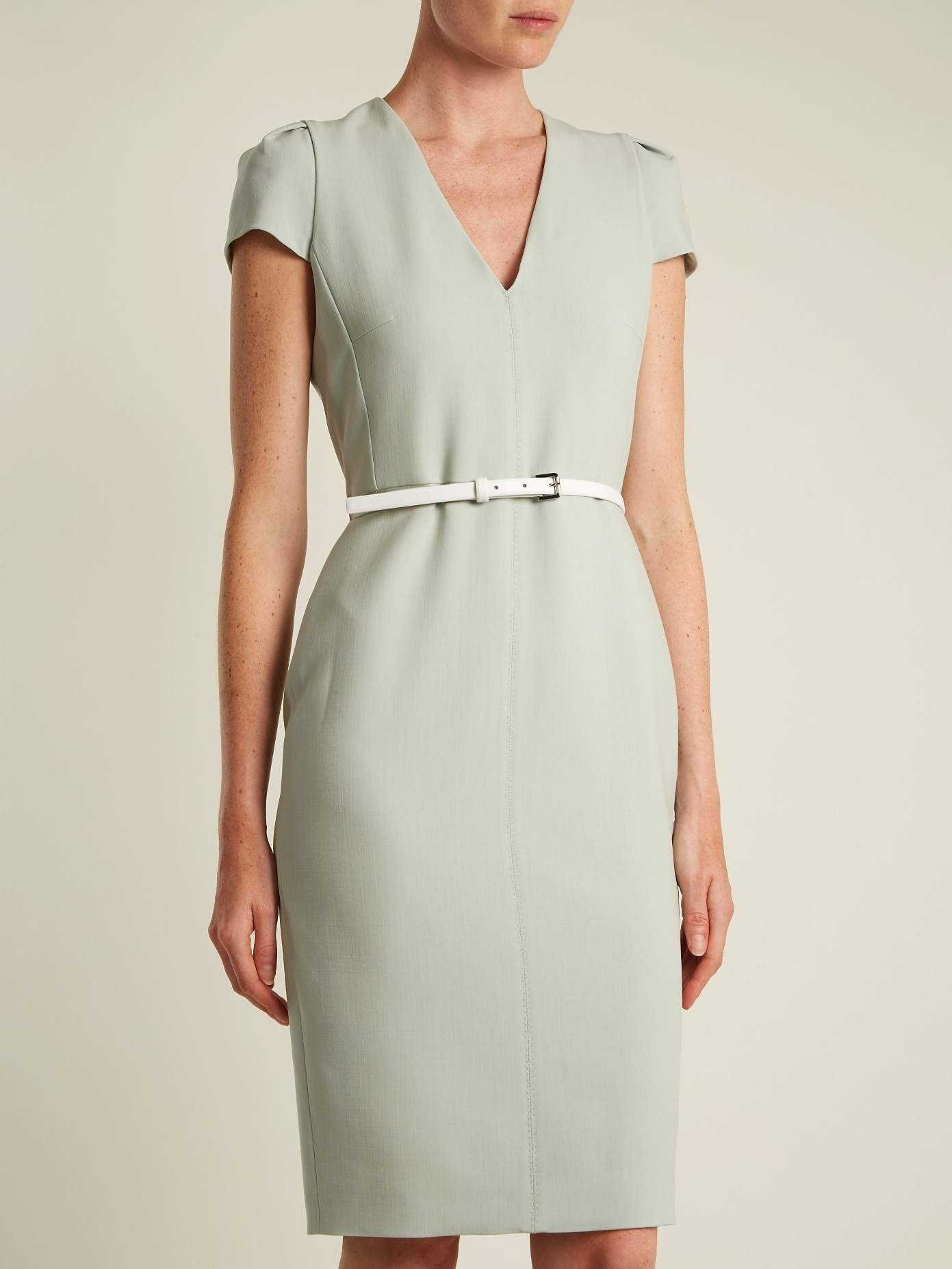 【国内発送】MAX MARA Teorema dress Mint-green