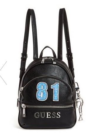 追尾/関税/送料込 GUESS MANHATTAN SMALL BACKPACK