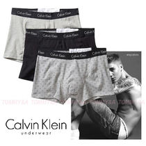 【送料関税込】Calvin Klein Comfort Fit Trunk 3枚セット