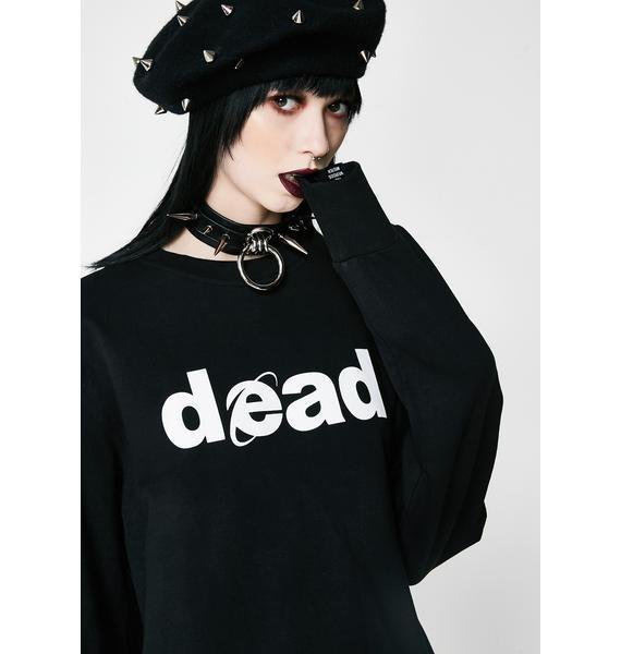 DOLLS KILLセレクト Killstar DEAD SWEATSHIRT