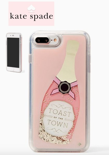 【kate spade new york】 IPHONE 7/8 PLUS CASE