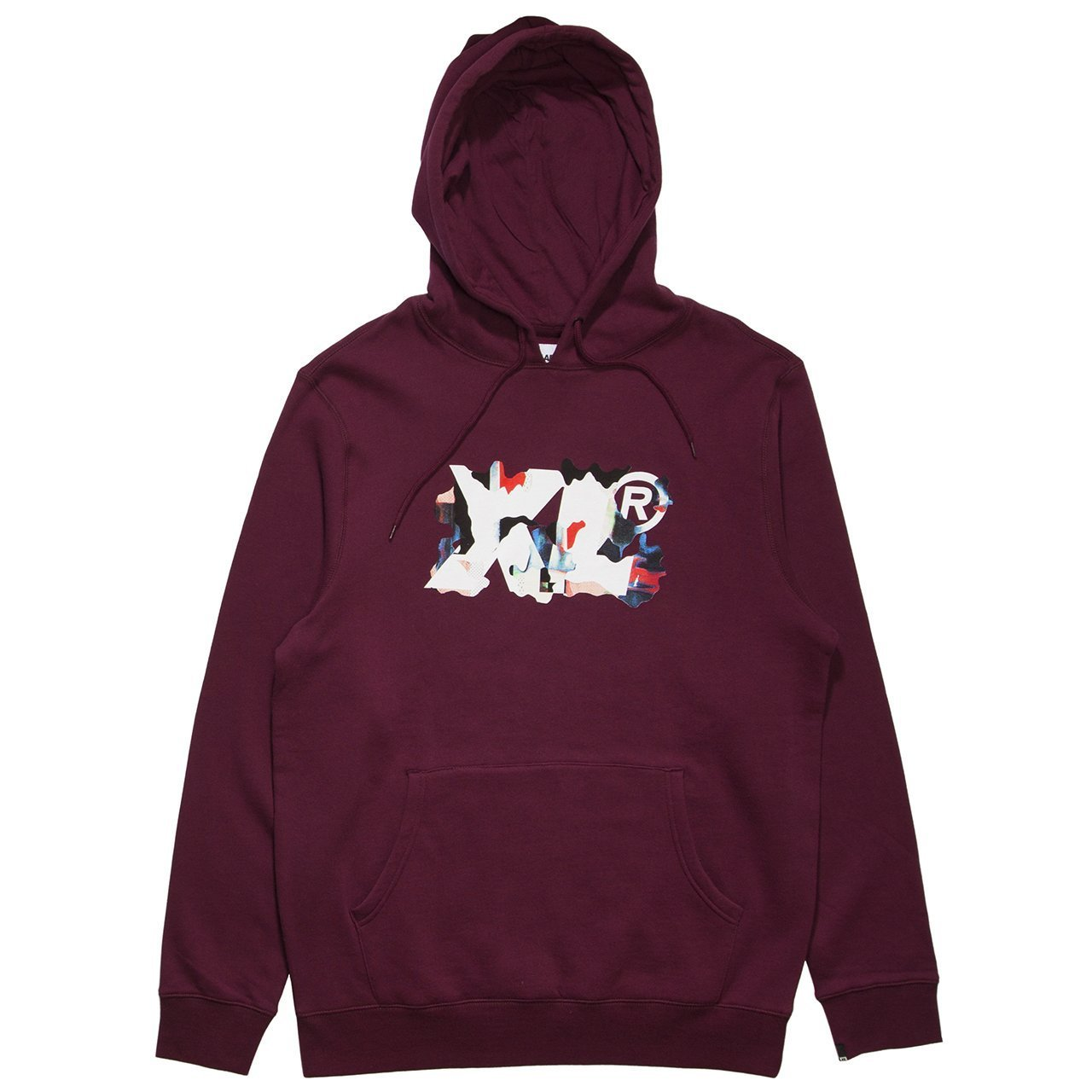 IMPRESSION PULLOVER HOODIE